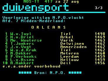 6e Afd 7 NPO vlucht Orleans 30-08-98