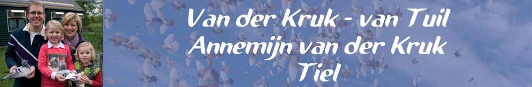 W.J. van der Kruk – Comb. van der Kruk – van Tuil  – Annemijn van der Kruk